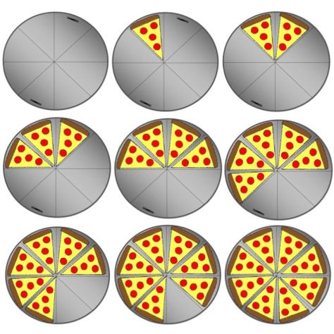 Fraction images mho maths. Fractions clipart kid