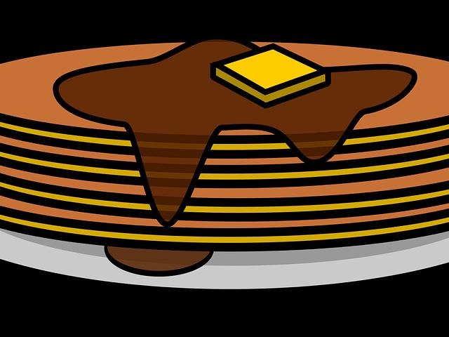 Fractions clipart ks1 math. Pancake themed maths on
