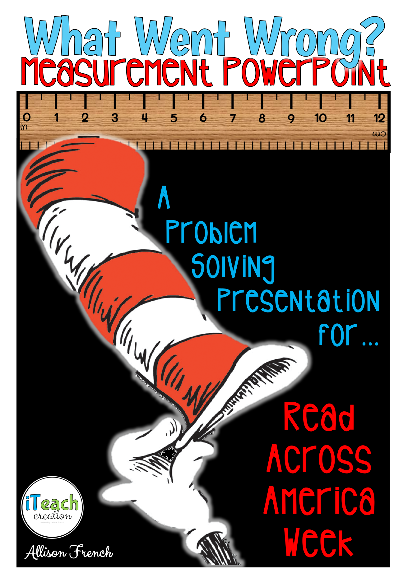 Fractions clipart poster. What went wrong read
