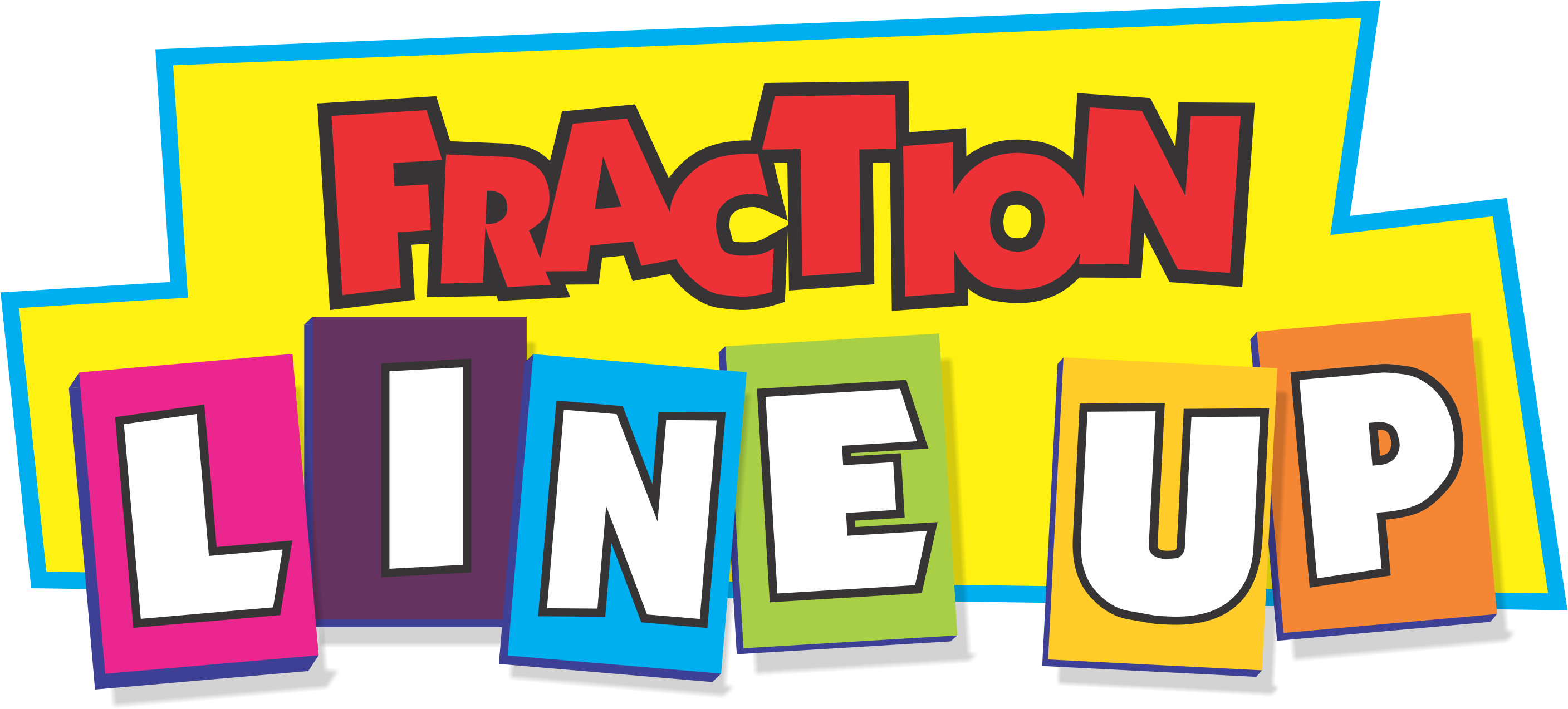 Fractions clipart rational number. Fraction line up ordering