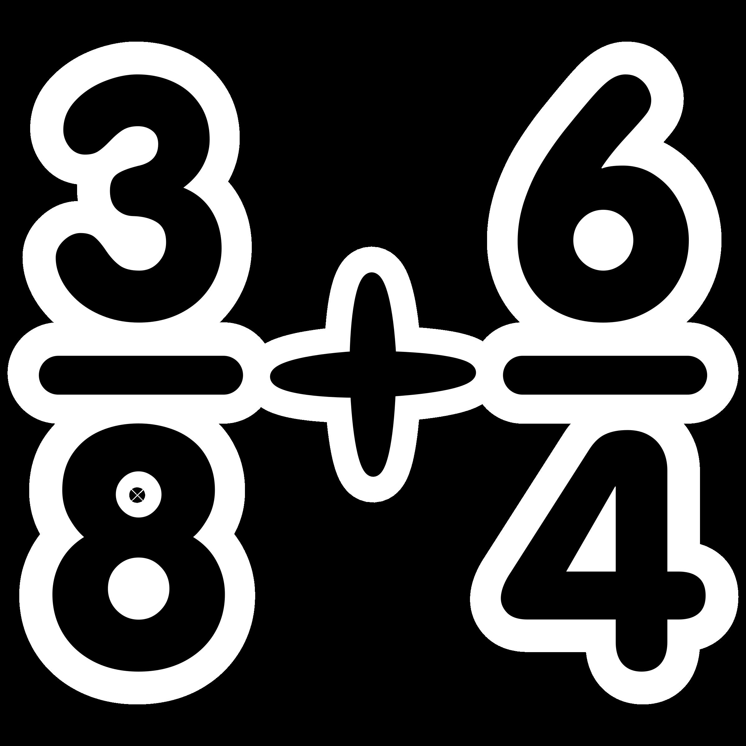 math clipart exercise