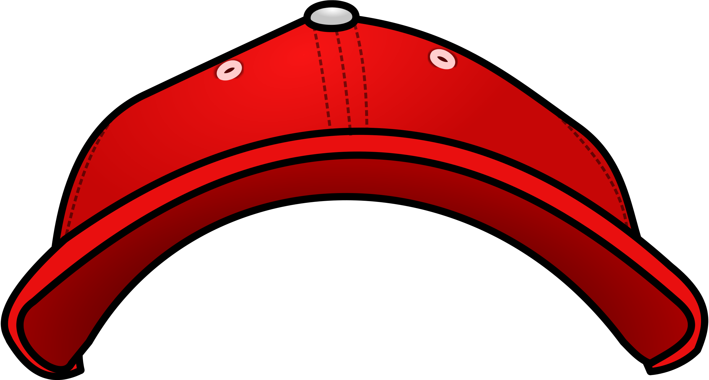 Cap template front free. Frame clipart baseball