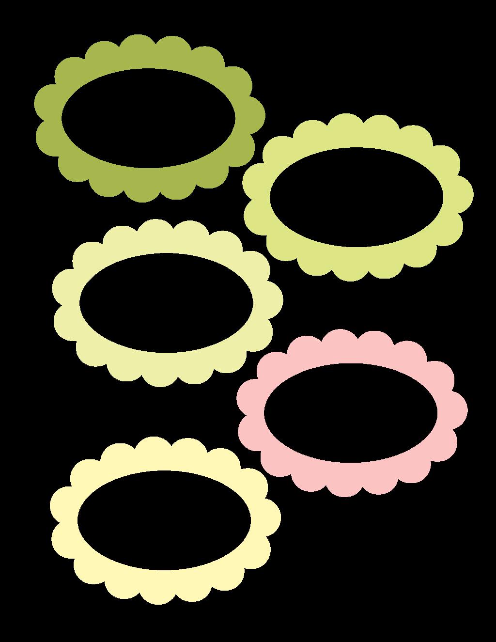 Limeaid oval no background. Frame clipart chocolate