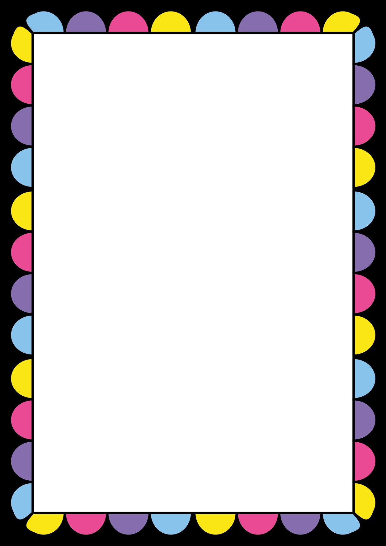 Frame clipart education. Paper idea game line