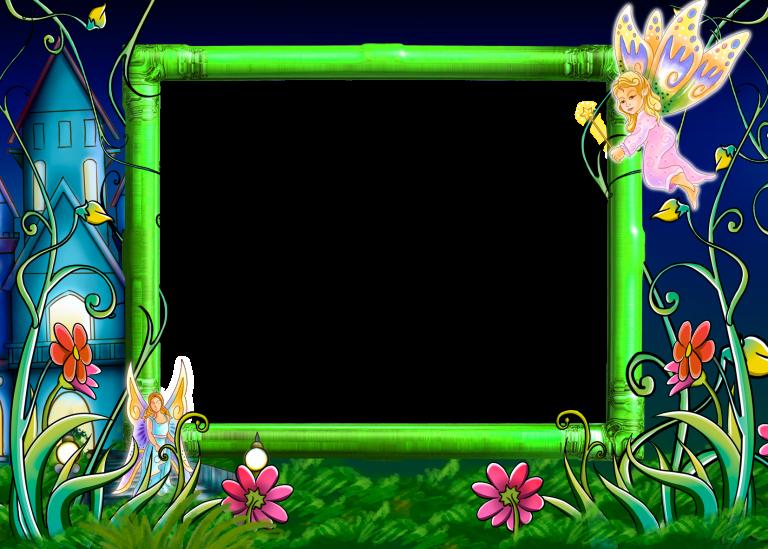 Frame clipart fairy. Transparent image tale photo