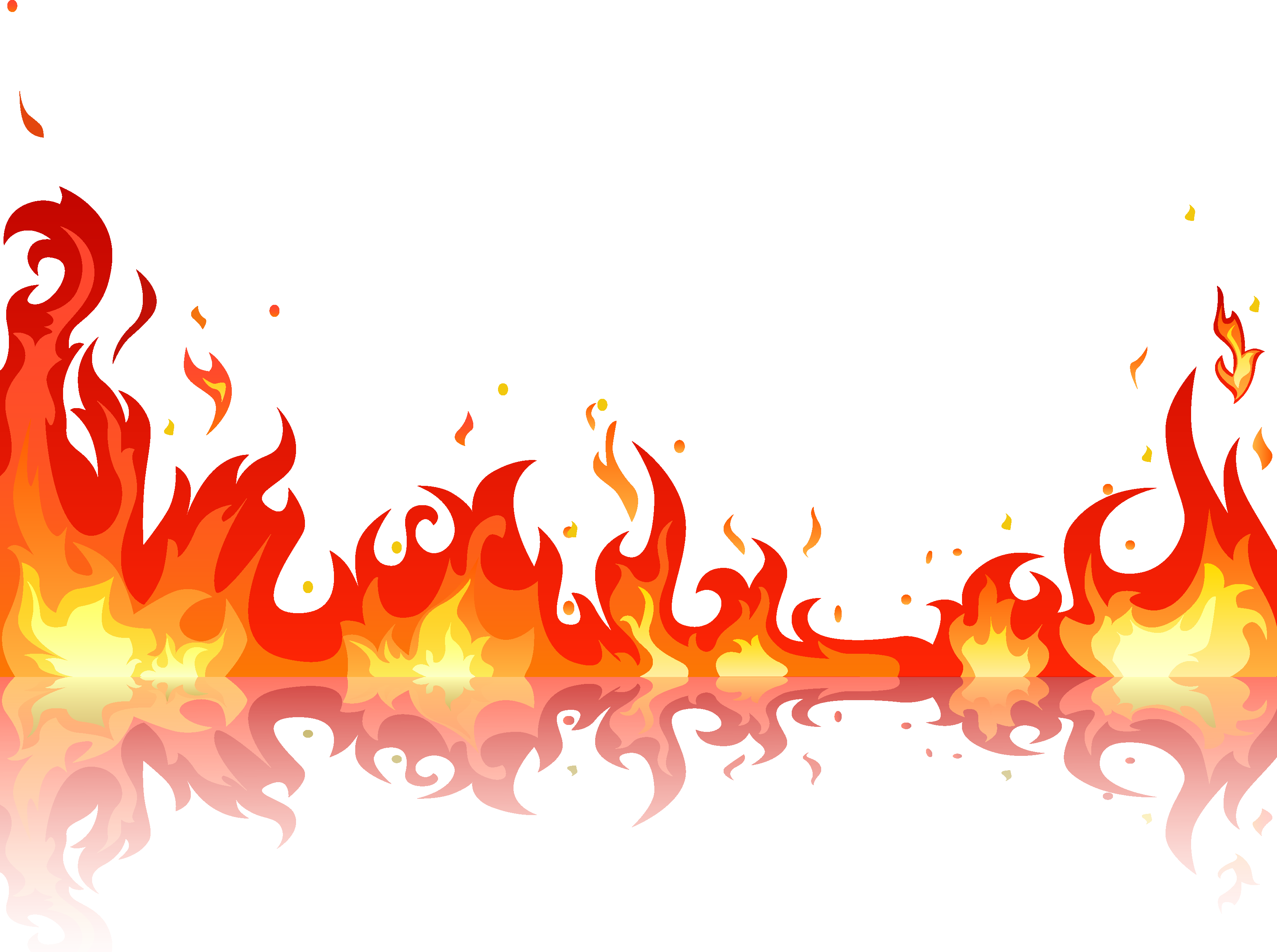 Frame clipart fire. Collection of free flaming