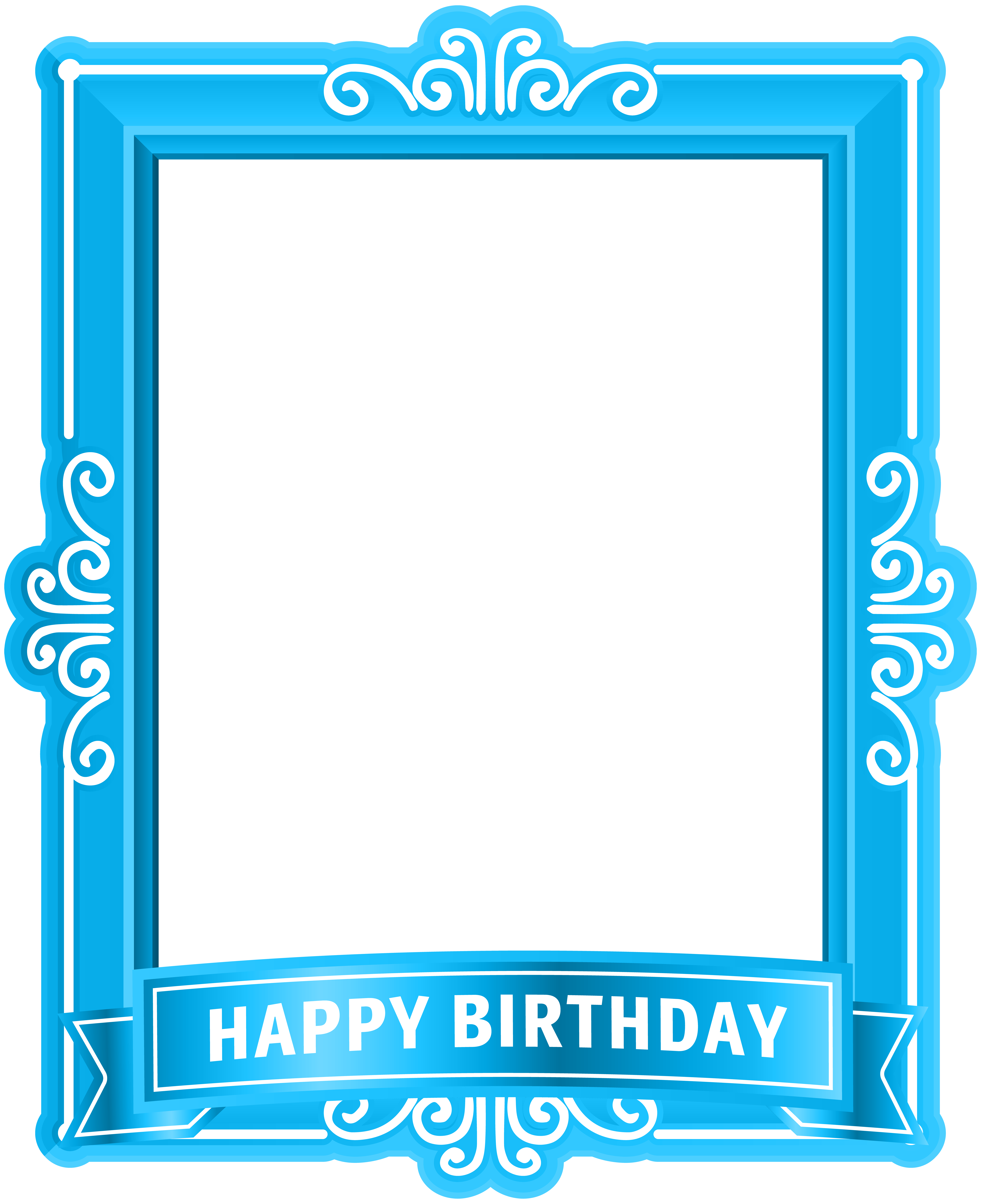 Cake to you clip. Frames clipart happy birthday