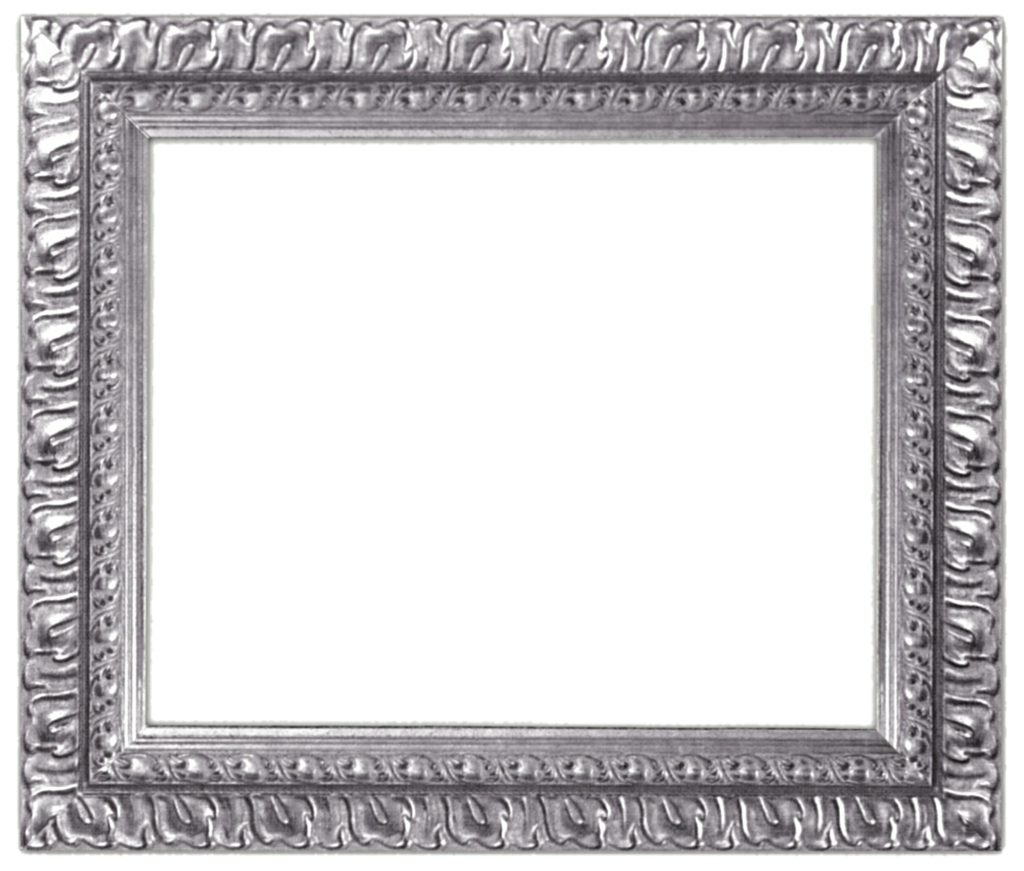 Antique frame by jeanicebartzen. Frames clipart silver