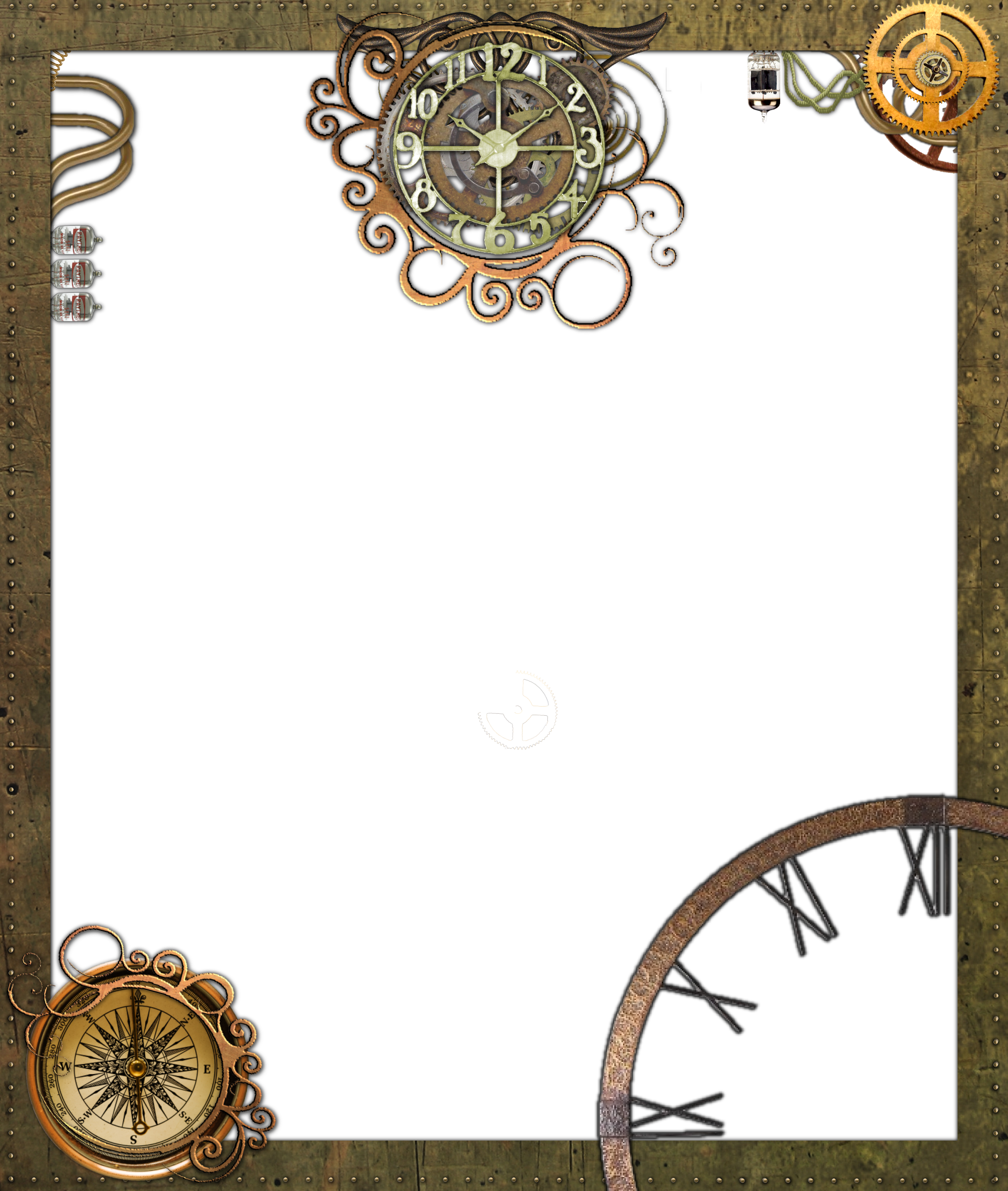 Steampunk clipart free printable. Steam punk transparent png