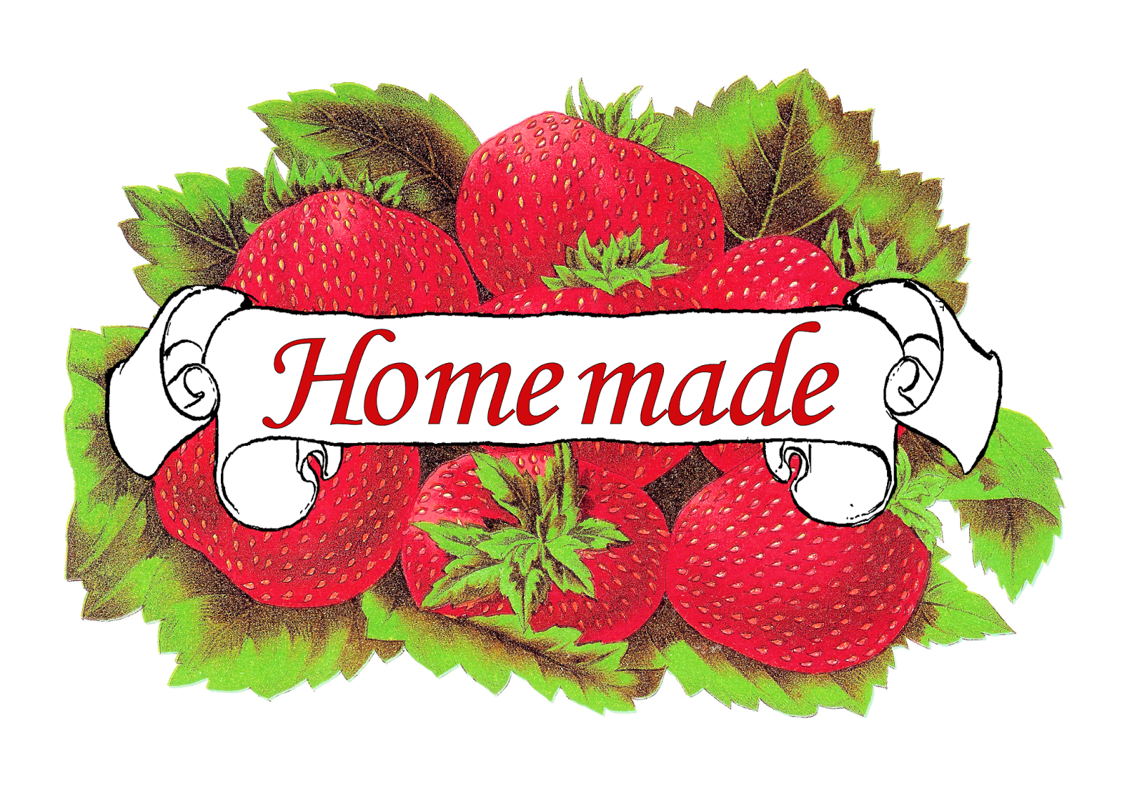The graphics monarch free. Strawberries clipart frame