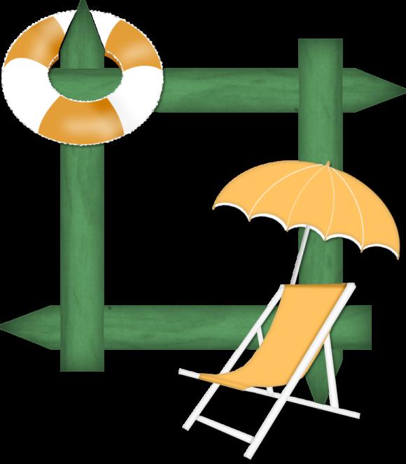 Scrapbook clipart preschool. Bordas vacances pinterest beach