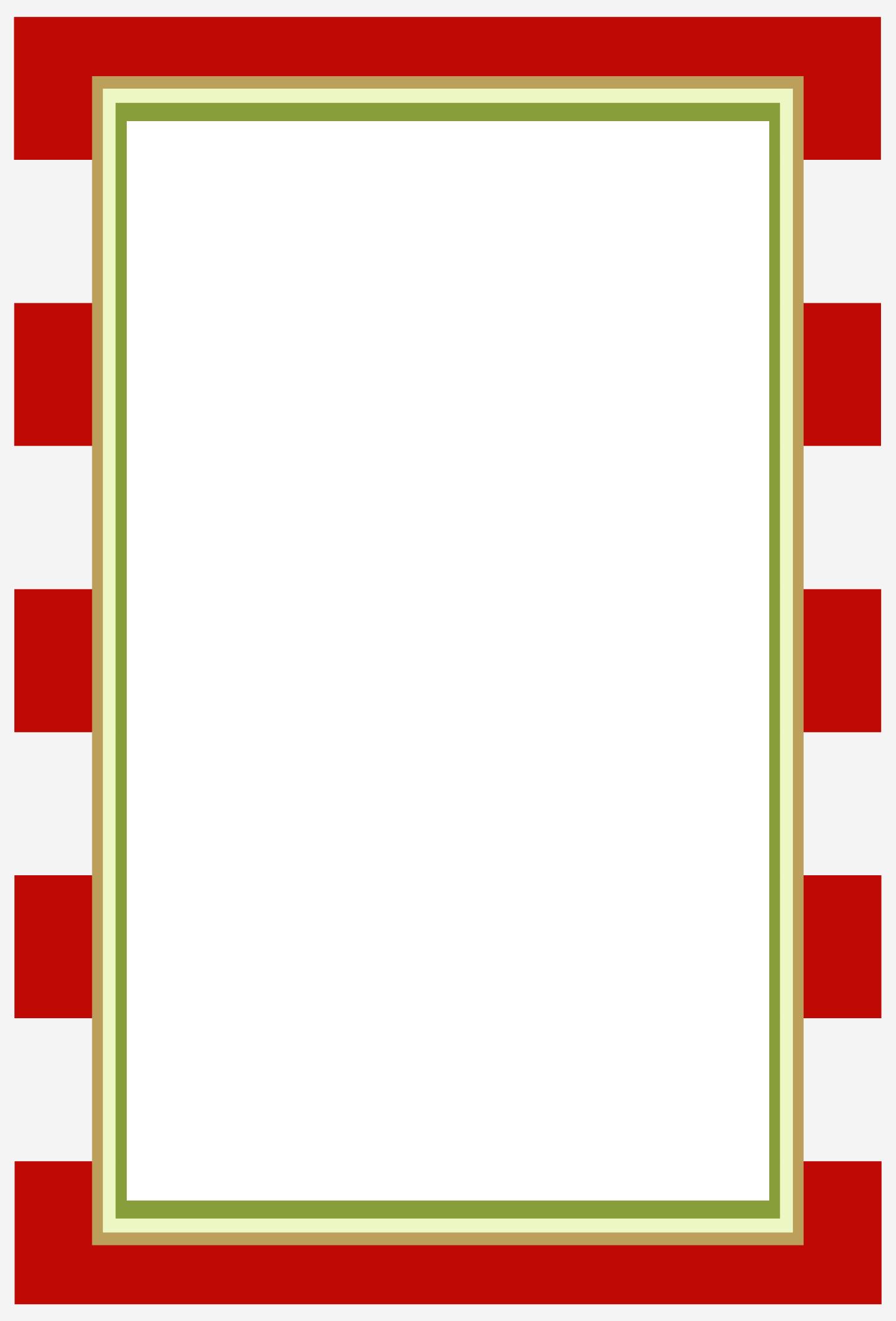 Legos clipart frame. Red white frames or