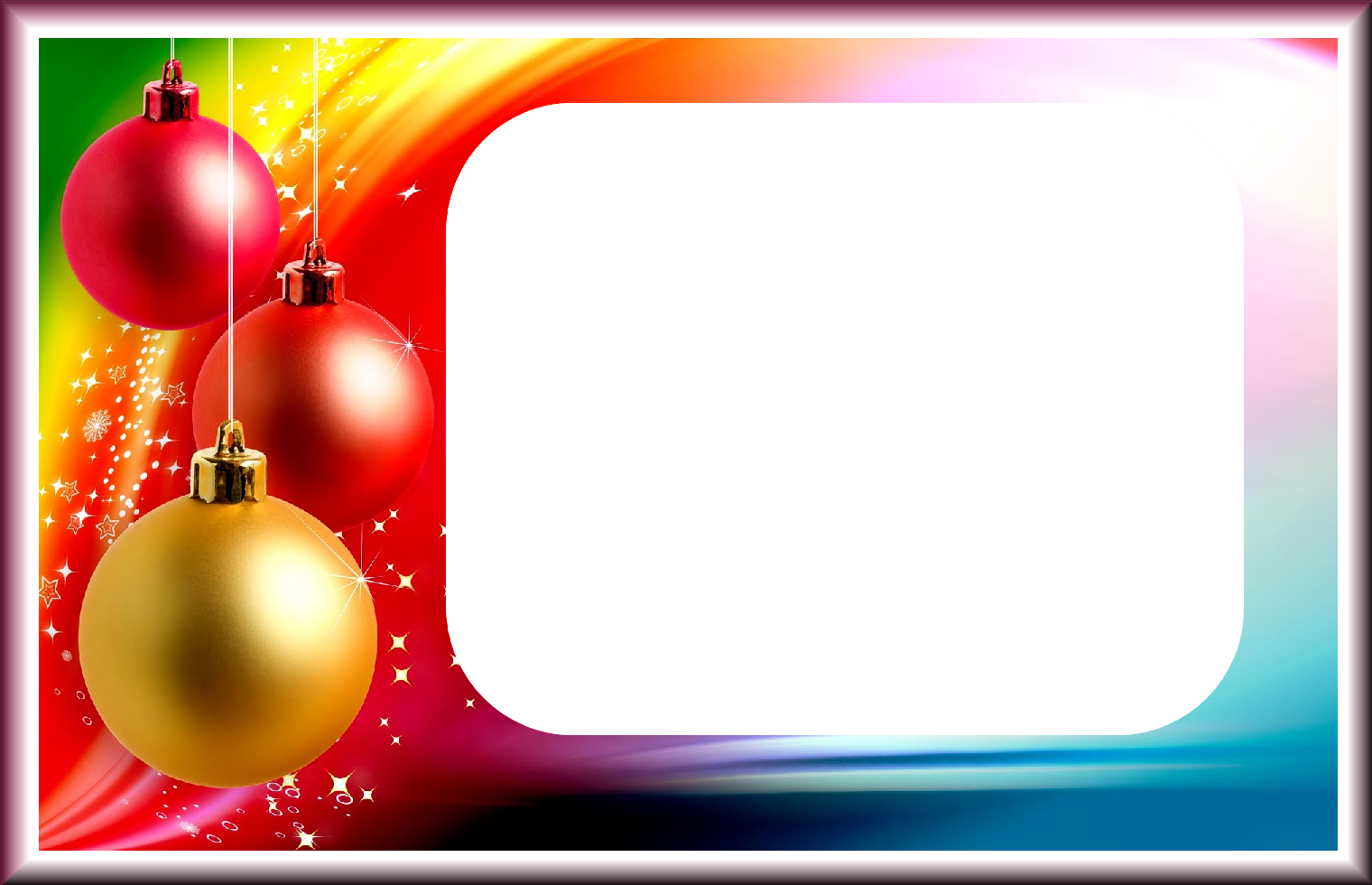Frame clipart xmas. Download png free icons