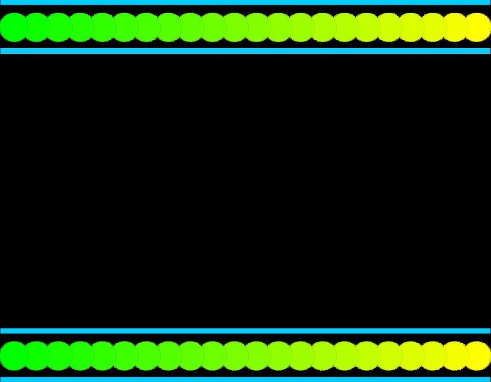 Garland clipart yellow. Border frame png mart