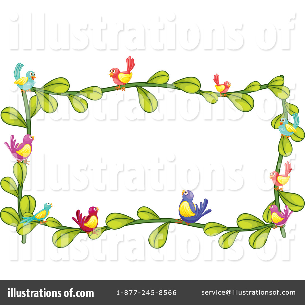 Frame clipart. Illustration by graphics rf