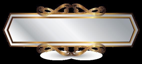Online free logo maker. Frame design png
