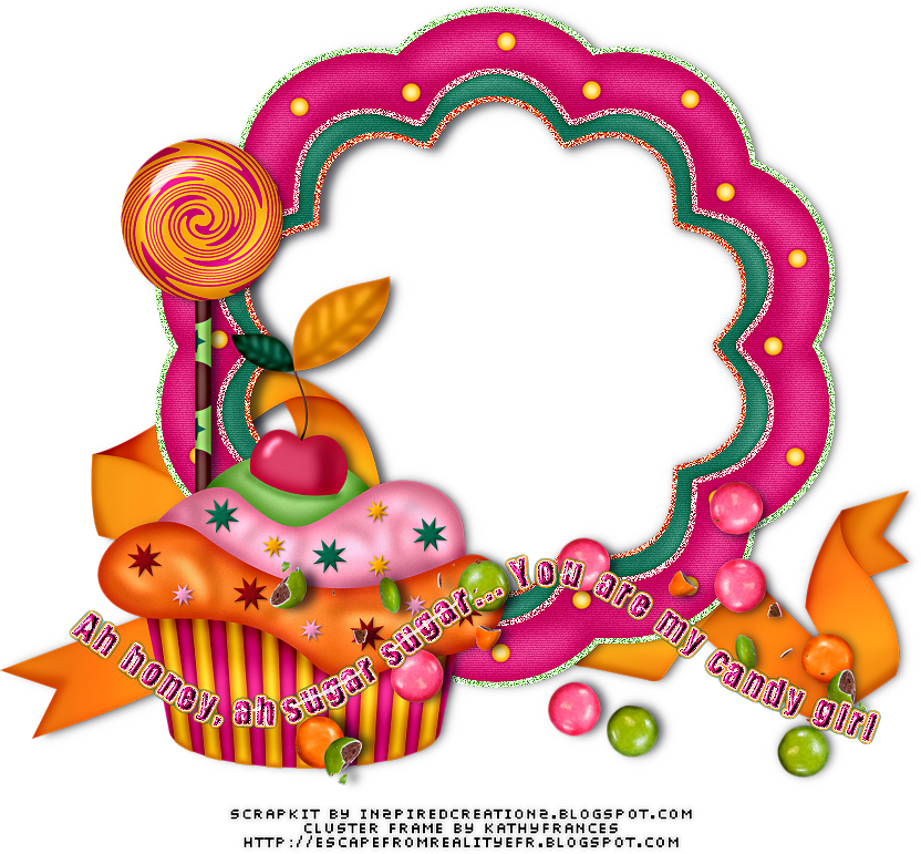 Frames clipart candy. Picture image collections origami