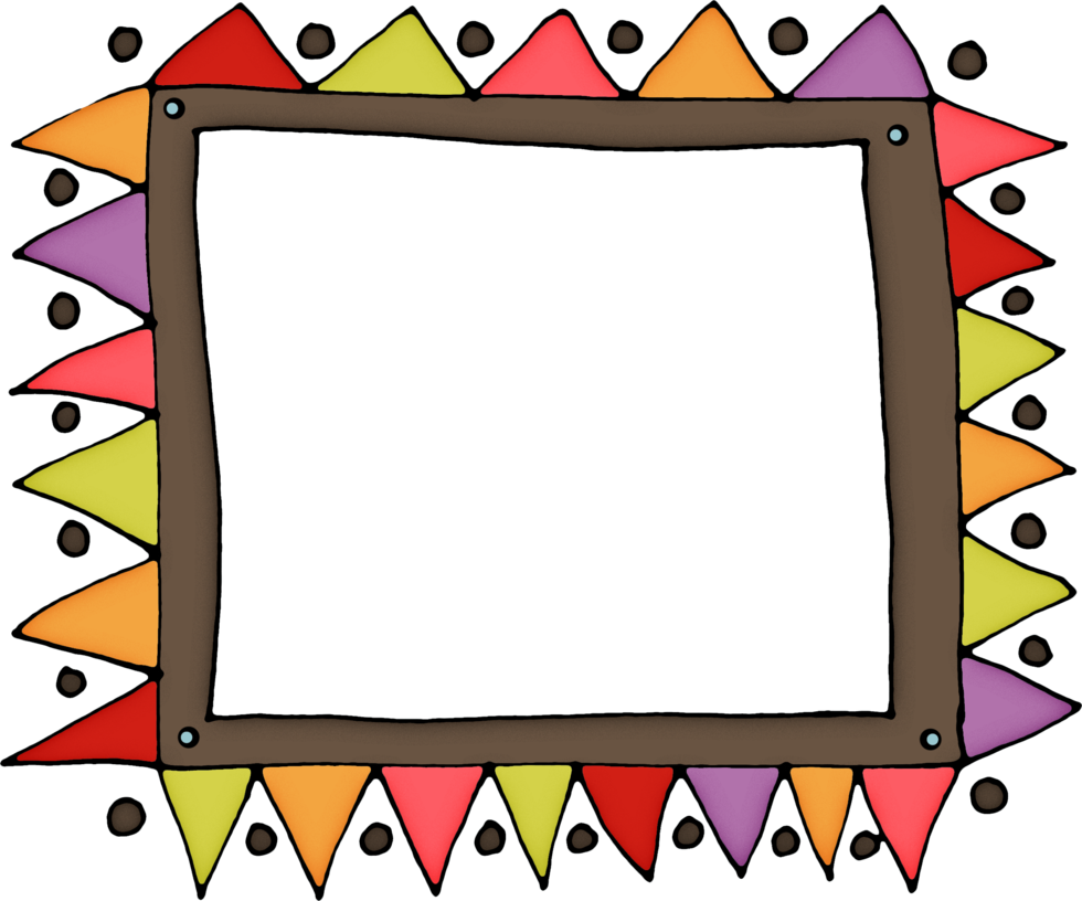 By hggraphicdesigns on deviantart. Doodle frame png