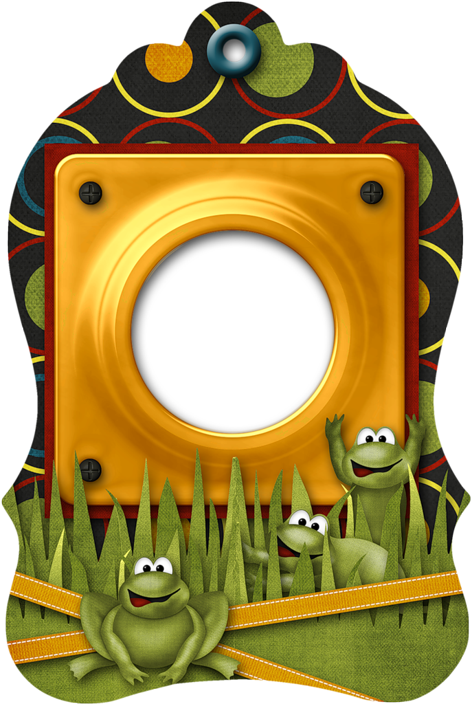 Frames clipart frog. Day png frogs scrapbook