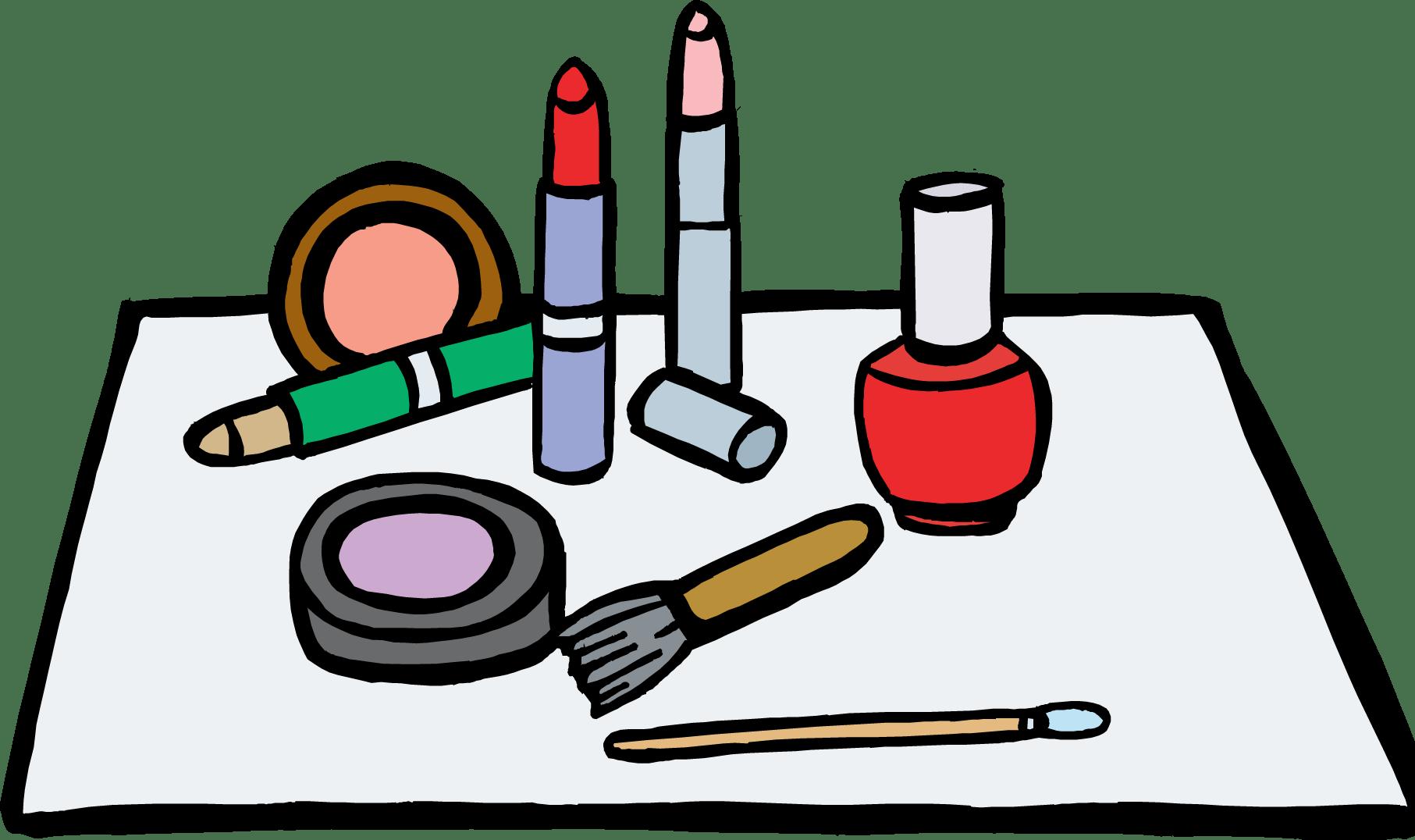 Makeup up clip art. Make clipart png