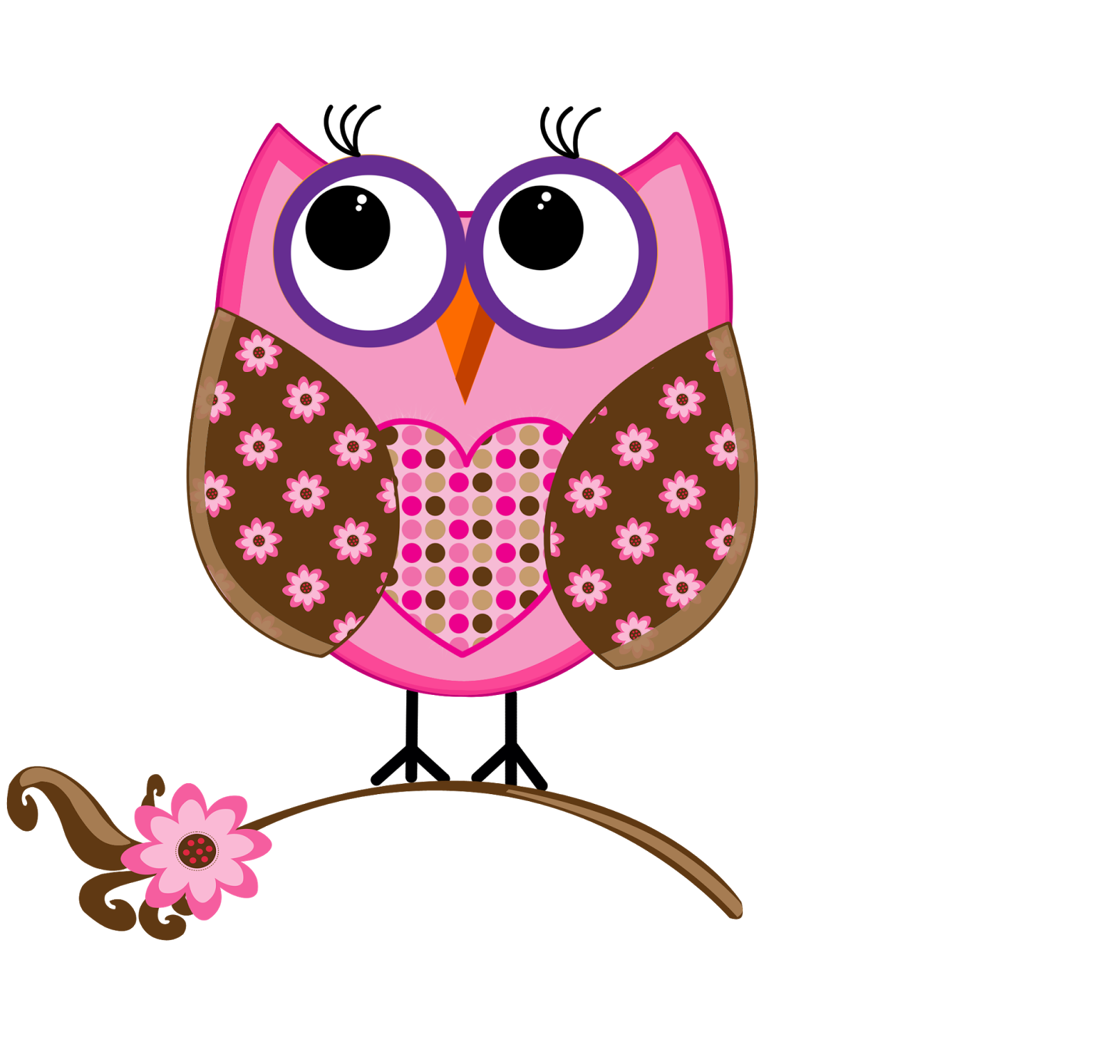 Frames clipart owl. Marcos gratis para fotos