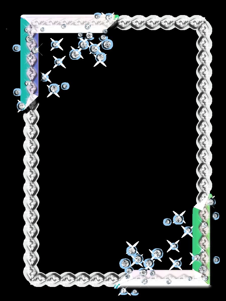 Diamond frame png. Diza frames by on