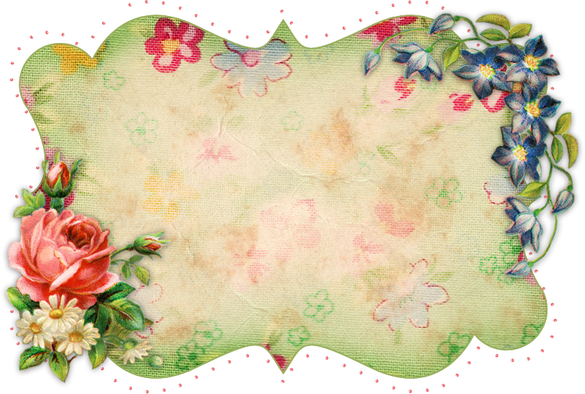 Name clipart vintage. Free frame pretty things