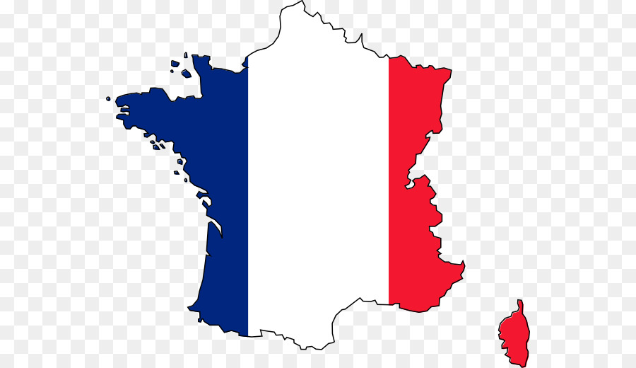 France clipart. Flag of free content