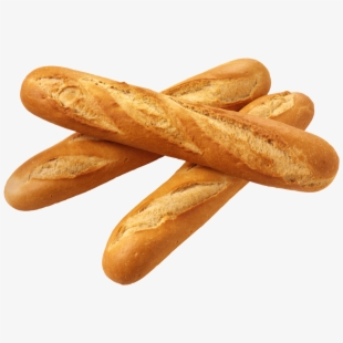 Bread baguette png free. France clipart bakery french