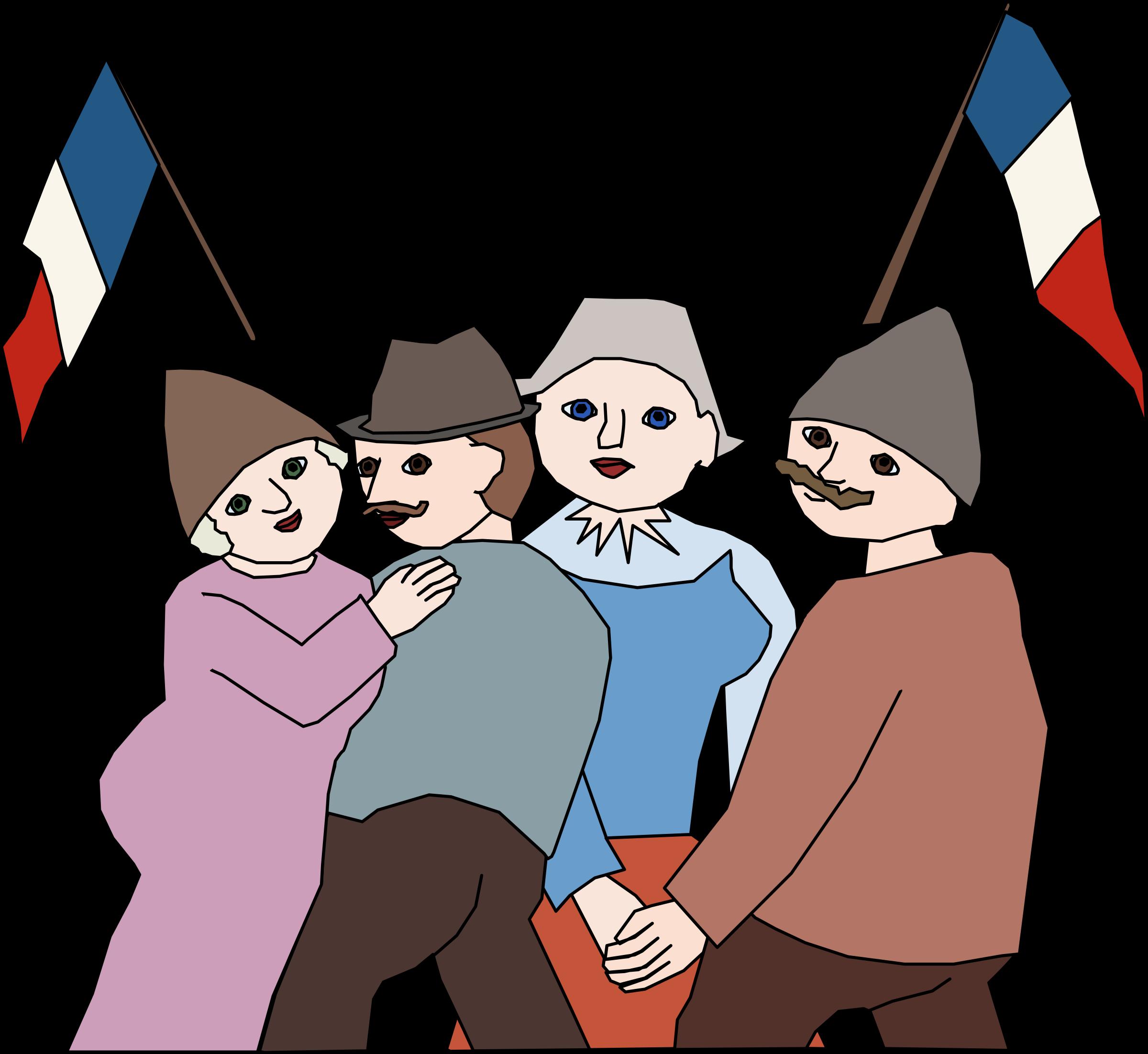 France clipart bastille day. Big image png