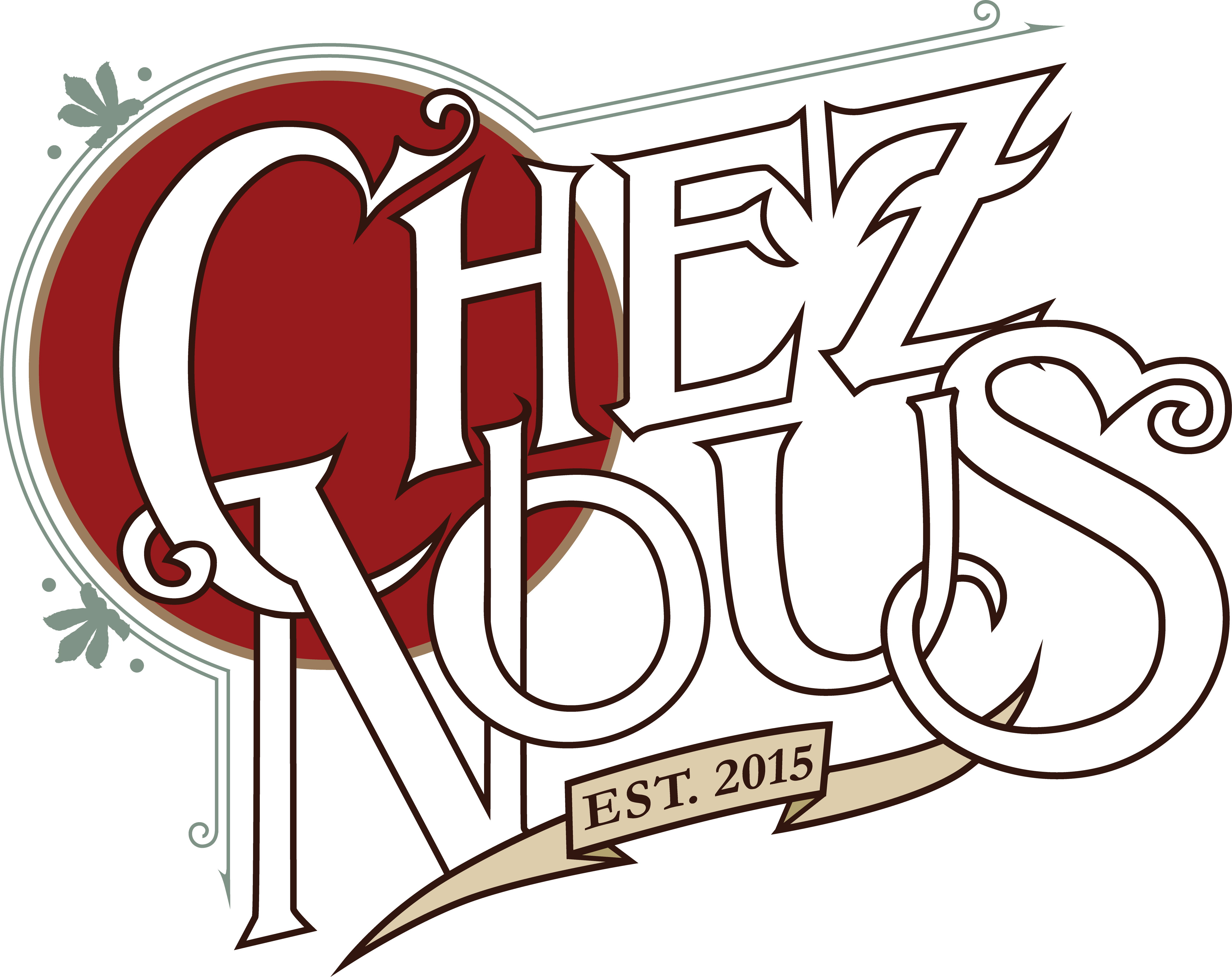 Chez nous simply. France clipart bistro french