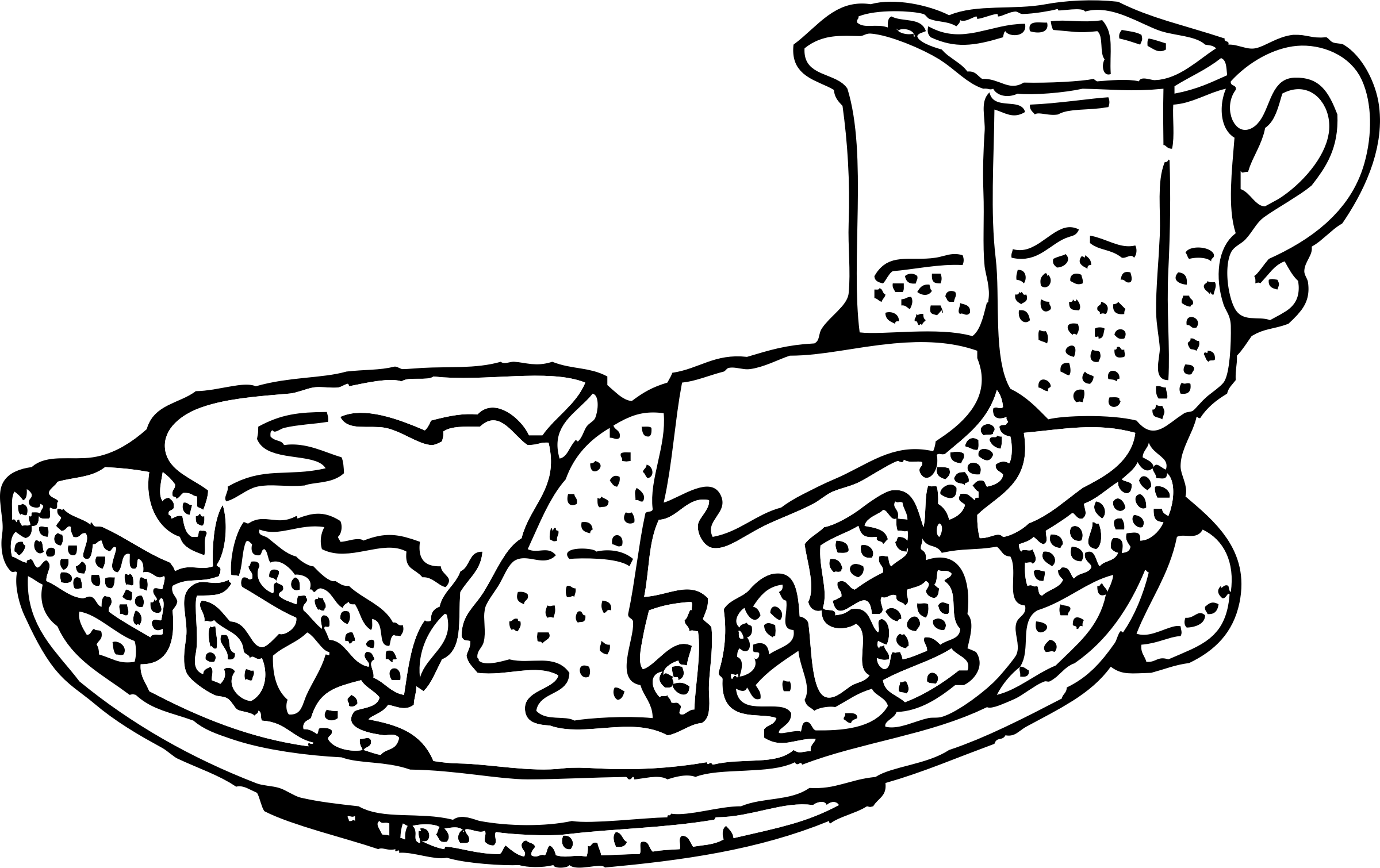 Toaster clipart sketch. French toast big image