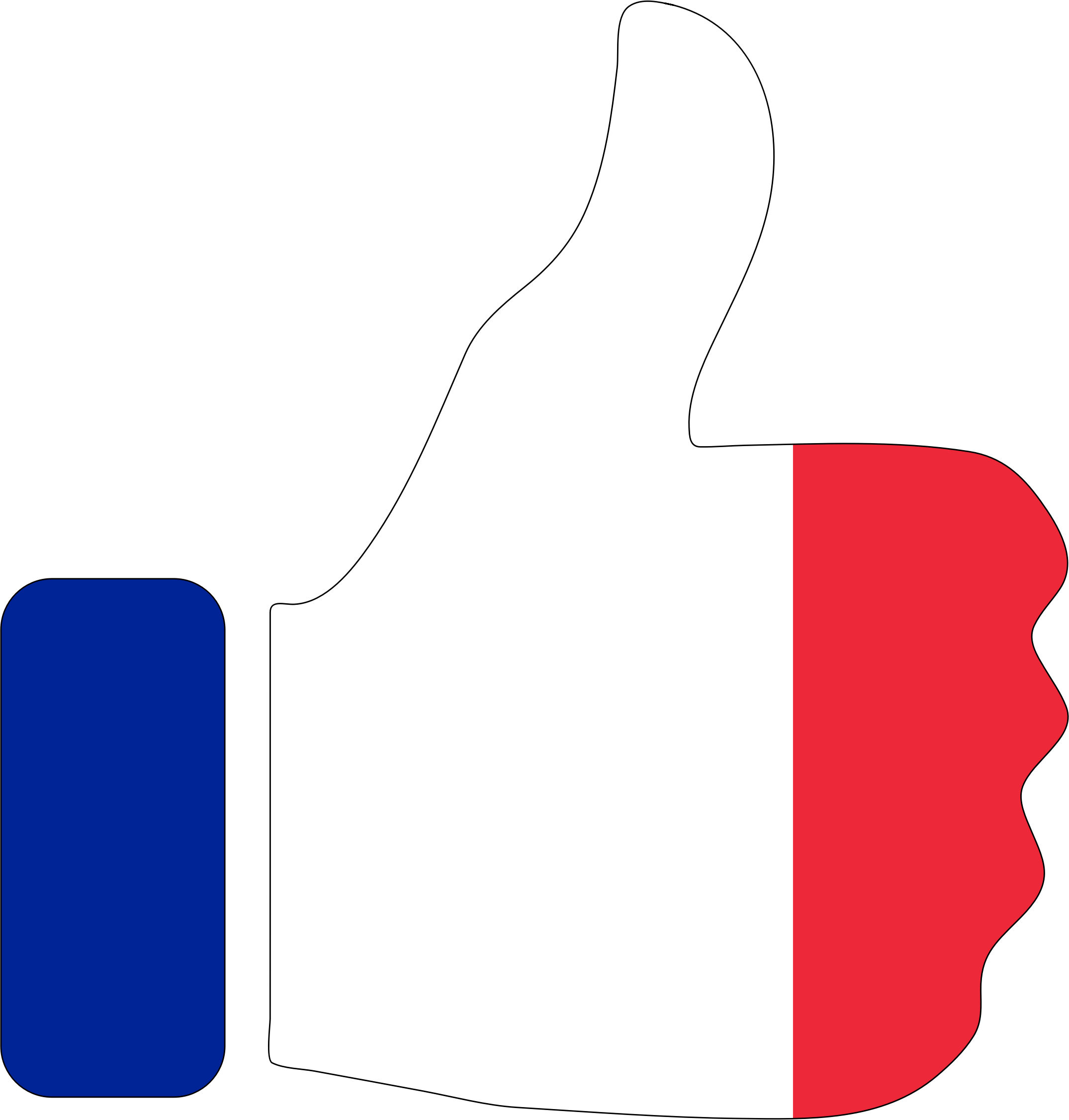 France clipart country france. Thumbs up with stroke
