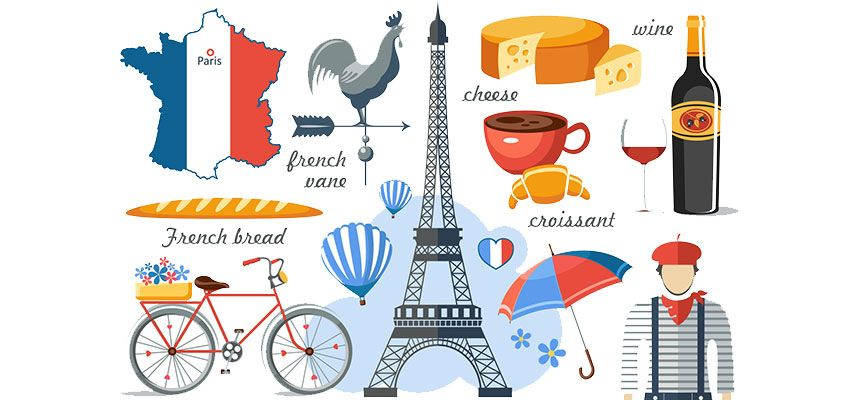 ideas we can. France clipart culture french