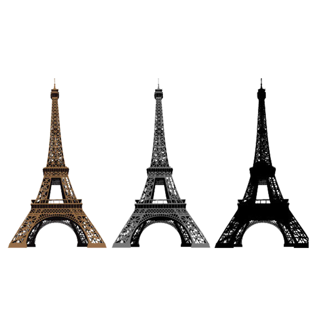 Royalty free stock photography. French clipart sketch eiffel tower