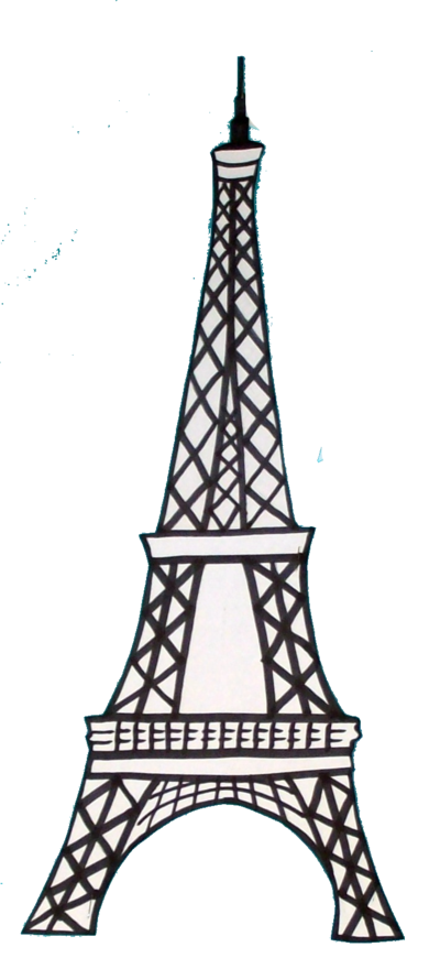 France eiffel by destiny. Tower clipart basic
