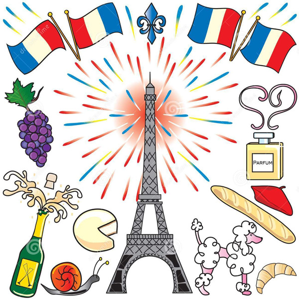 Uab cas department of. France clipart french item