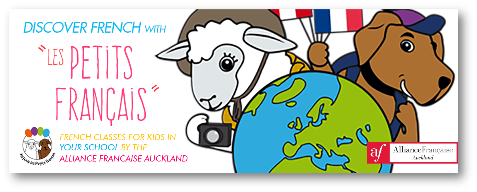 France clipart french school. Alliance francaise auckland children