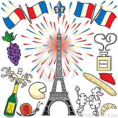 Clip art free panda. France clipart french school