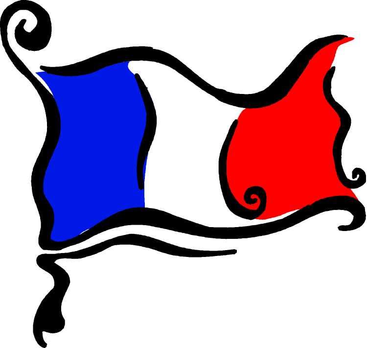 collection of png. French clipart artwork