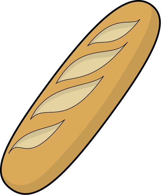 collection of transparent. France clipart loaf bread