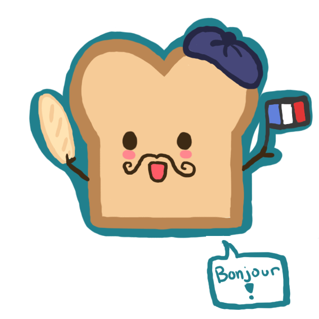 French clipart food france, French food france Transparent ...