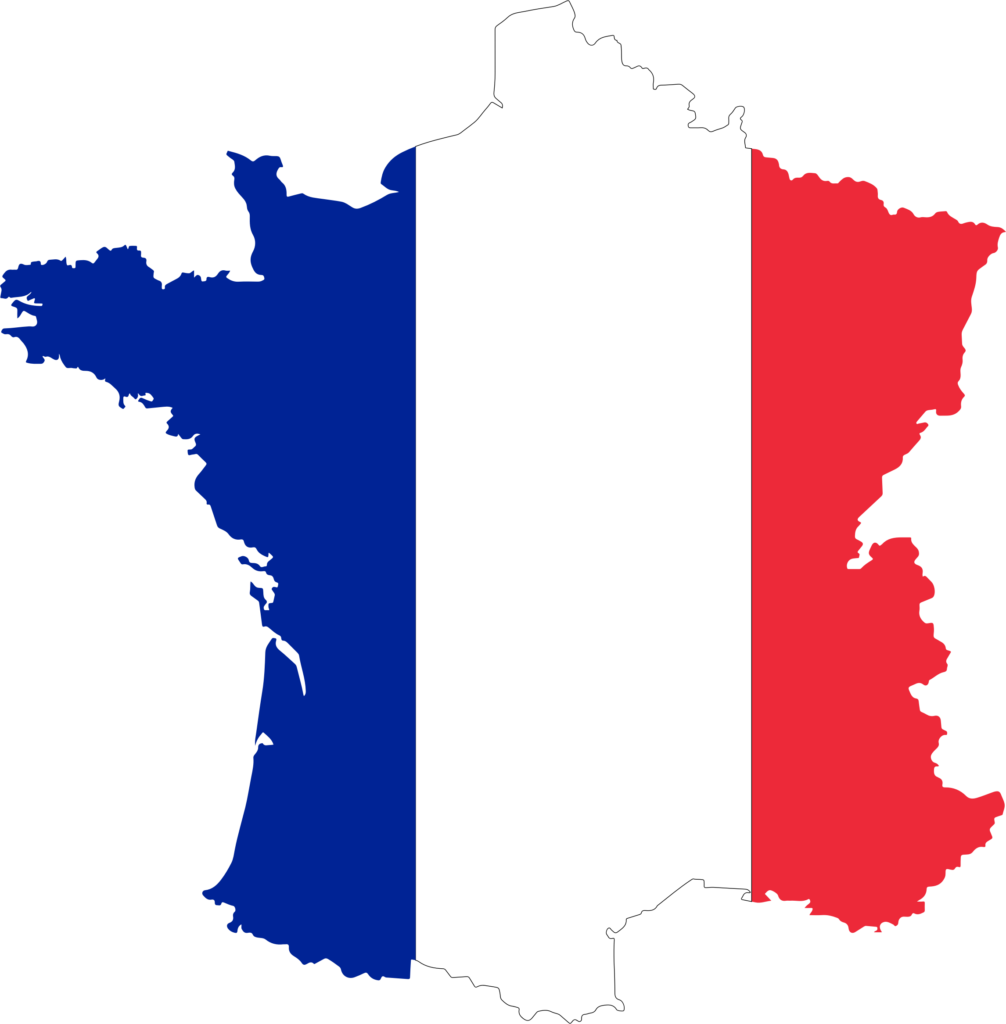 french clipart shape