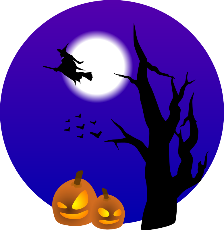 French halloween vocabulary words. France clipart stuff