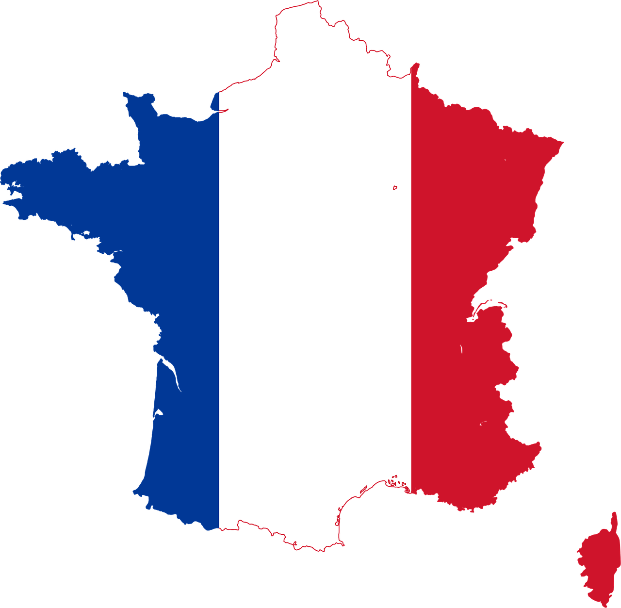 France clipart stuff. Map of transparent png