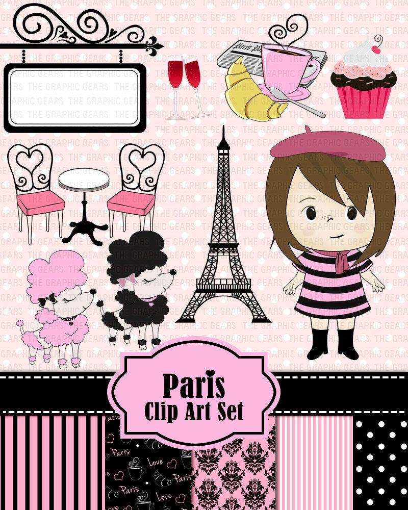 France clipart stuff. Paris clip art french
