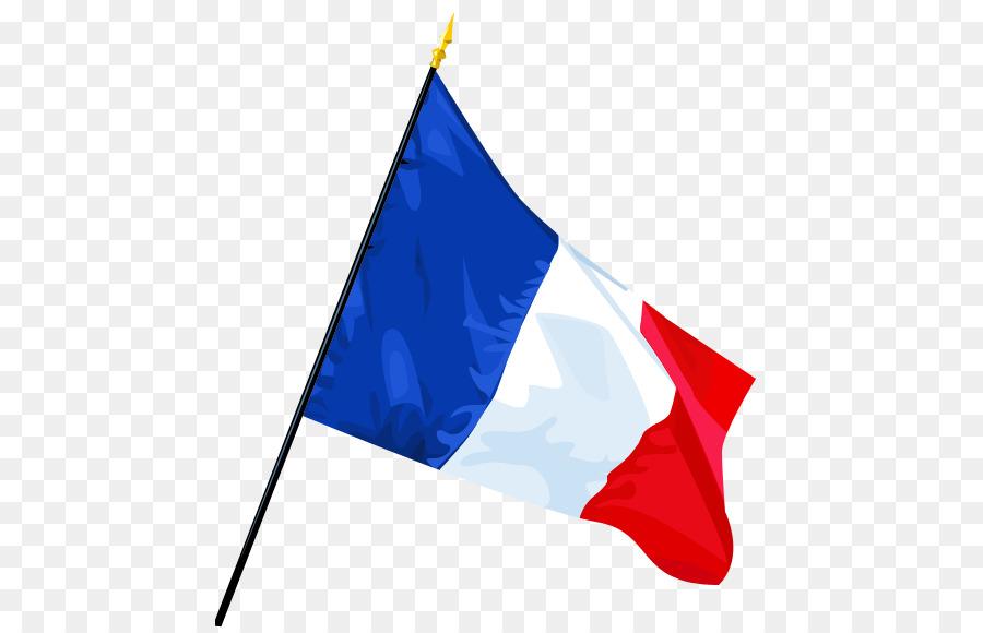 Flag triangle clip art. France clipart transparent