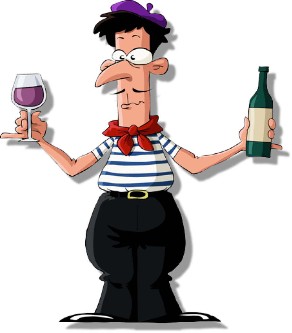 France clipart typical. European stereotypes stereotype