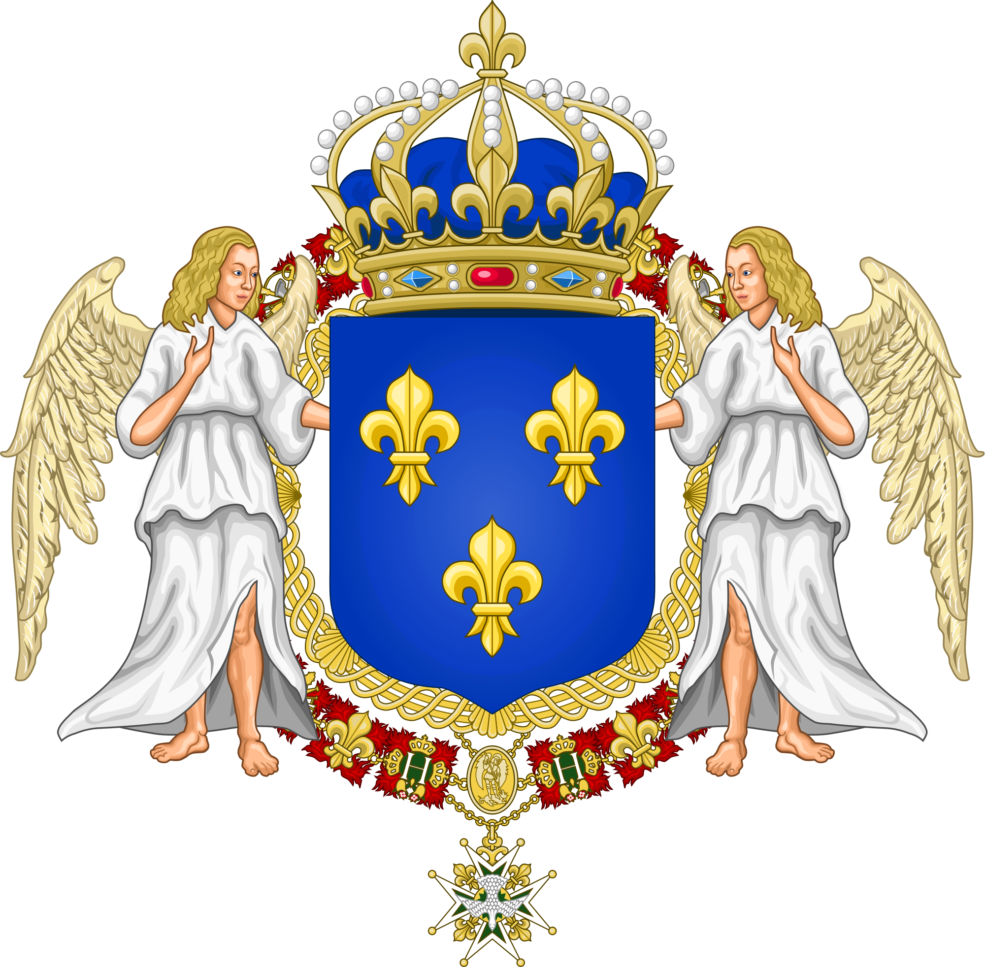 France clipart village french. File royal coat of