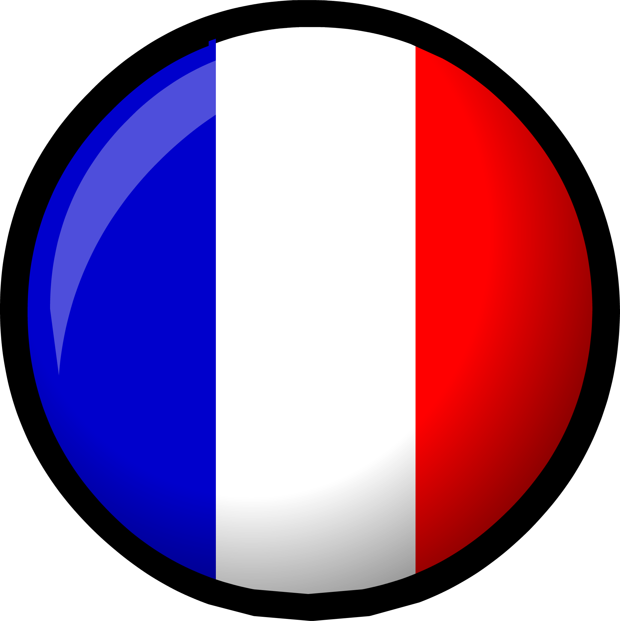 Flag club penguin wiki. France clipart village french